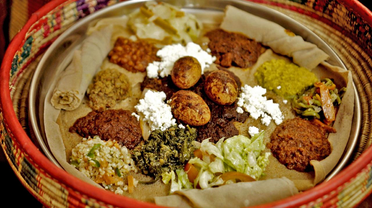 eritreansk mat umeå